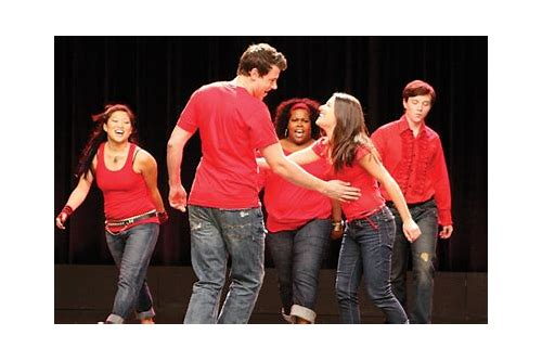 descargar lucky glee cast version) lyrics