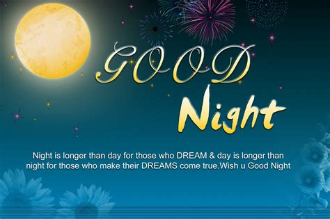khushi for life lovely good night messages cards sms
