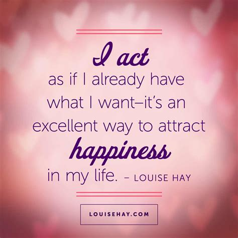 Happiness L by Daily Affirmations Beautiful Quotes From Louise Hay