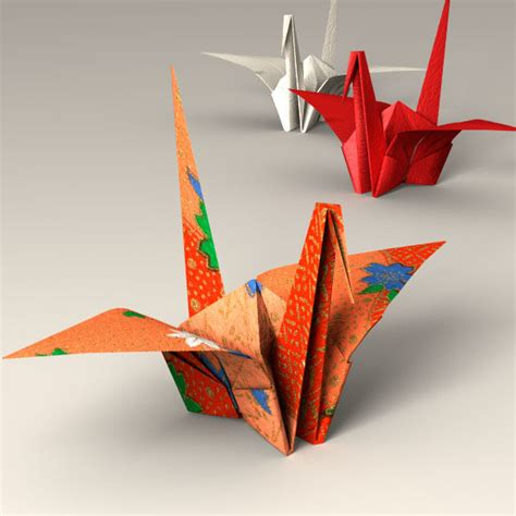 Japanese Paper Crafts - japanese papercraft lwo