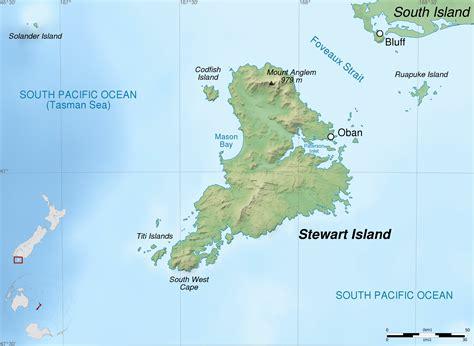 islands map file stewart island map en svg
