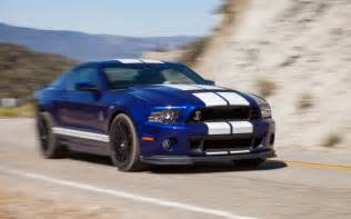 2013 Ford Mustang Gt500 2013 Ford Shelby Mustang Gt500 Side In Motion 4 Photo 25