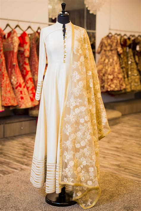 indian clothes shops in southall anarkali frock designer off white anarkali w lace dupatta indian clothes