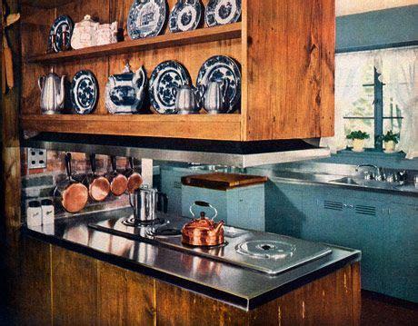 retro kitchen decor  kitchens