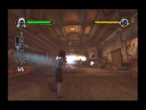 monster house game monster house movie game walkthrough part 3 2 gamecube youtube