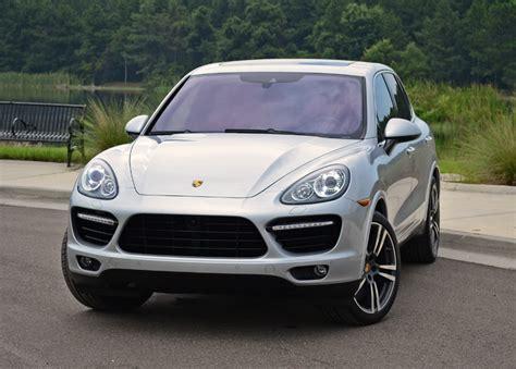 Porsche Turbo S Test by 2014 Porsche Cayenne Turbo S Test