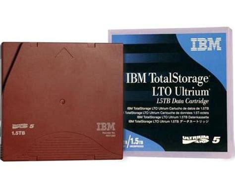 Ibm Data Cartridge Lto 6 2 5tb 6 25tb 00v7590 ibm lto ultrium 46x1290 5 1 5tb 3 0tb data backup malelo