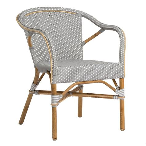 Bistro Armchair by Sika Design Madeleine Bistro Arm Chair Sika Design Usa