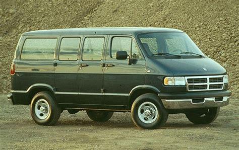 dodge ram 1500 van repair manual 1999 2003 used 1996 dodge ram wagon pricing for sale edmunds