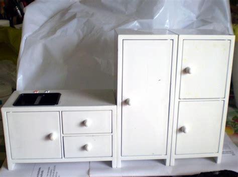 Ikea dollhouse furniture kitchen set.   Furniture