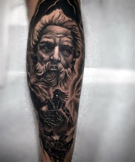 greek mythology tattoos 60 tattoos for mythology and ancient gods