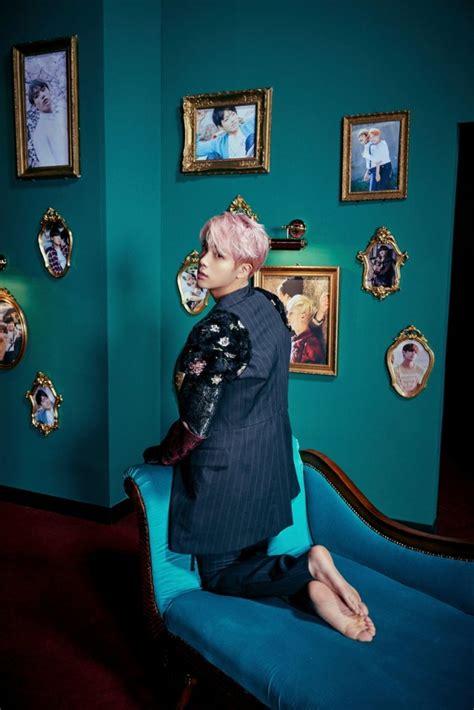 bts releases teaser images  jin  group  wings allkpopcom