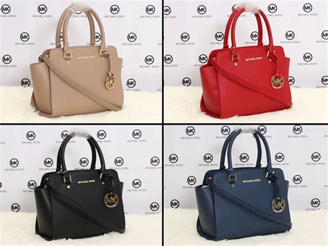Tas Michael Kors Selma Medium michael kors tas selma medium tasvanmaken nl