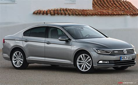 Volkswagen Design Contest 2015 | new passat wins 2015 if design award autoconception com