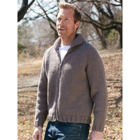 knitting pattern mens zip up cardigan mens cardigan knitting patterns yarnspirations