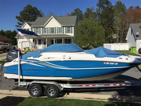 yamaha boats extended warranty 2014 hurricane 2200 sundeck dual console w extended