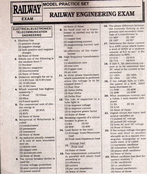 paper pattern rrb 2016 railway group d syllabus 2017 exam pattern for rrb group d