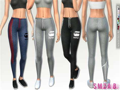 tsr sims 4 clothes sports athletic pants by sims2fanbg at tsr 187 sims 4 updates