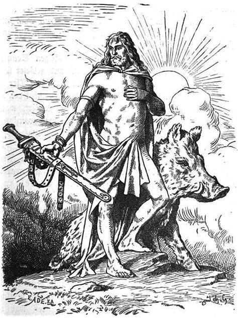 norse mythology tales of norse gods heroes beliefs rituals the viking legacy books freyr norse mythology for smart