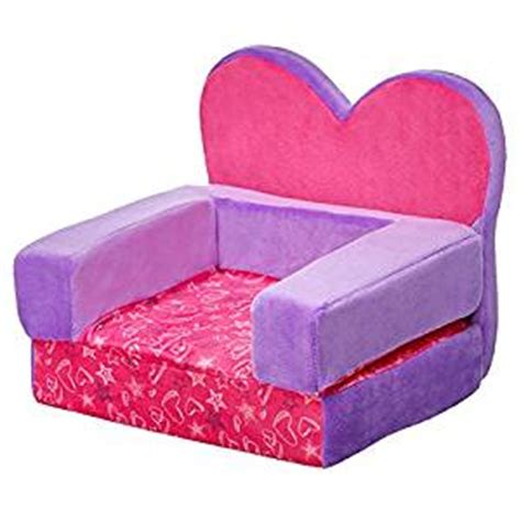 amazon.com: build a bear workshop heart chair bed: toys