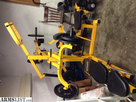 powertec bench for sale armslist for sale trade powertec workbench multi home gym system