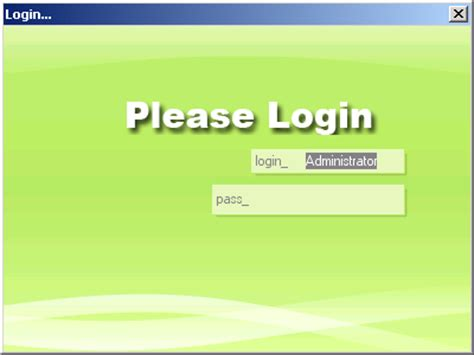 swing login form login dialog dialog 171 swing components 171 java