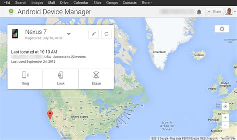 android devicemanager find your lost android device with android device manager cnet