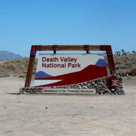 Death Valley National park / Parc national de la vallée de la mort