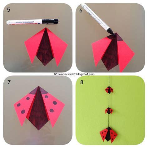 Kindergarten Origami - 123kinderleicht marienk 228 fer familie paperworks