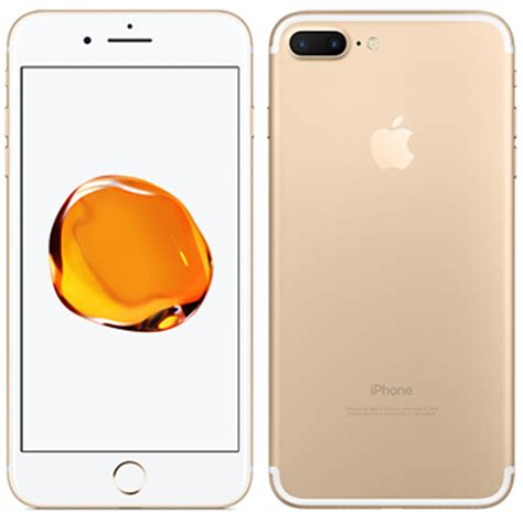 apple iphone 7 plus 256gb gold kickmobiles 174