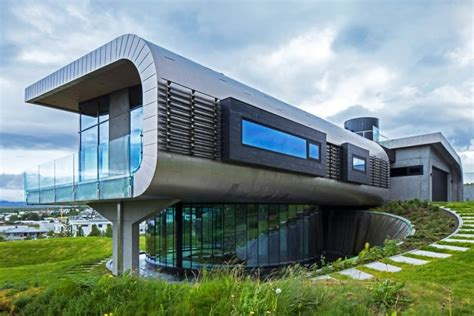 futuristic house a futuristic contemporary house by eon architecture