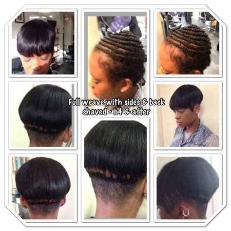 extension in back and side hair joana s hair elite on twitter quot before after full head
