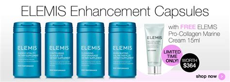 Elemis Detox Program by Timetospa Luxury Skincare Spa Products Anti Aging