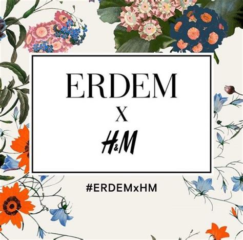The Next Hm Designer by Erdem X H M S Closet