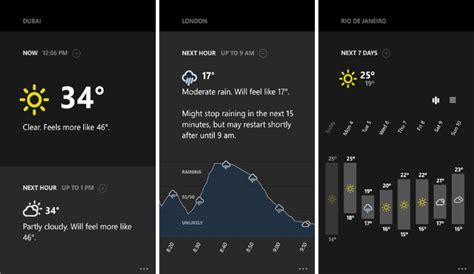 bing weather app windows phone bing weather app windows phone newhairstylesformen2014 com