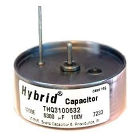 tantalum hybrid capacitor thq3 series hybrid 174 capacitors