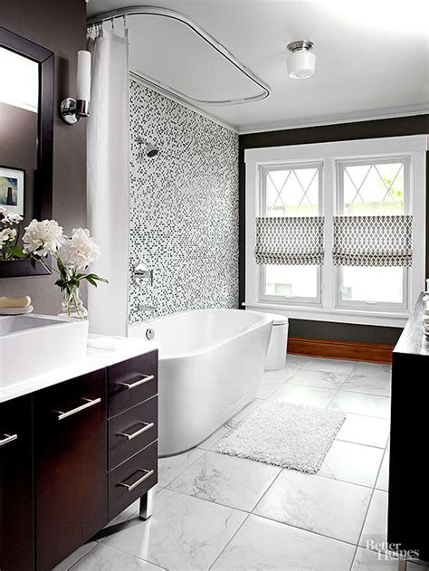White Bathroom Ideas Pictures Black And White Bathroom Ideas