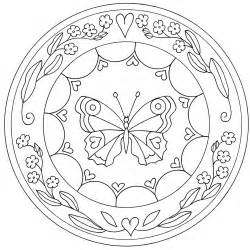 Dream Catcher Mandala Coloring Pages sketch template