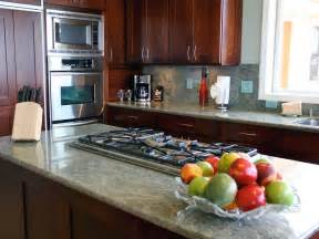 kitchen decorating ideas for countertops granite countertops ideas for your contemporary