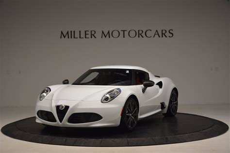 new 2016 alfa romeo 4c coupe greenwich ct