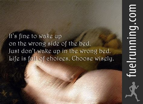 wake up on the wrong side of the bed fitness stuff 89 it s fine to wake up on the wrong side