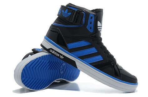 adidas shoes high tops blue and black adidastrainersuk ru