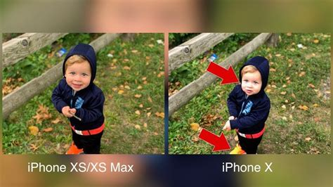 camera comparison iphone xs max  iphone  macrumors