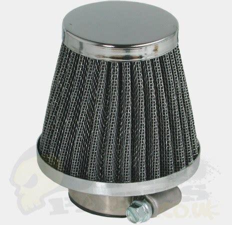 metal mesh air filter large 38mm   pedparts uk