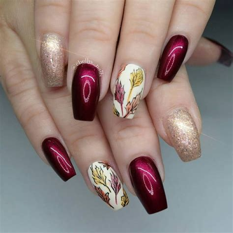 color nail designs 31 ideal fall nail designs ideas for you