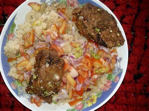 garba ivorian food la cote d ivoire food