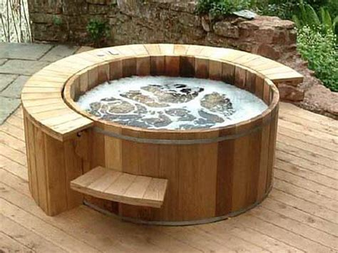 wood hot tub cedar wooden barrel hot tub stroovi