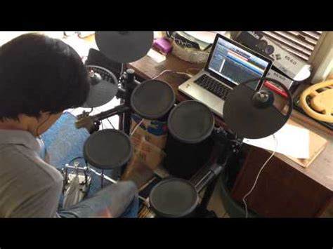 Video Tutorial Drum Coklat Bendera | yamaha dtx400k review bahasa indonesia funnydog tv