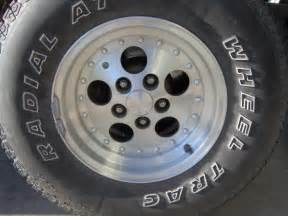 15x8 Jeep Wheels 15x8 Aluminum Jeep Wheels W Tires