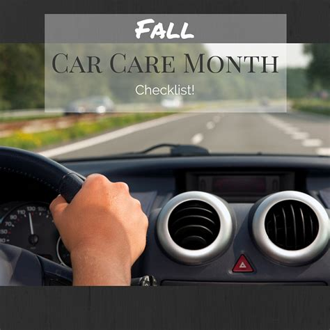 matts motors gainesville tx fall car care checklist